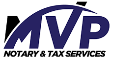 MVP Notary and Tax Services